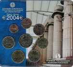 Foto de 2004 GRECIA SET EUROS 8p