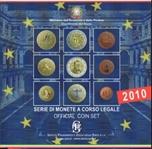 Foto de 2010 ITALIA SET 9p EUROS