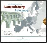 Foto de 2005 LUXEMBURGO SET EUROS 9p