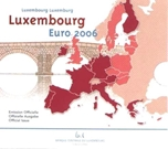 Foto de 2006 LUXEMBURGO SET 9p EUROS
