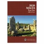 Foto de 2020 MALTA SET 8p + 2 EUROS TEMPLO