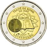 Foto de 2007 LUXEMBURGO 2 EUROS TRATADO ROMA