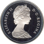 Foto de 1984 CANADA 1$ P PROOF TORONTO