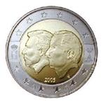 Foto de 2005 BELGICA 2 EUROS ALBERTO II y EL DUQUE HENRI