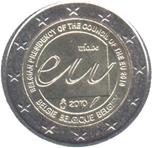 Foto de 2010 BELGICA 2 EUROS PRESIDENCIA U.E