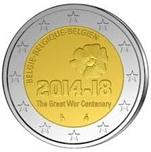 Foto de 2014 BELGICA 2 EUROS I GUERRA MUNDIAL
