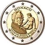 Foto de 2018 MONACO 2 EUROS  BOSIO