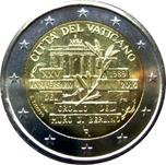 Foto de 2014 VATICANO 2 EUROS MURO DE BERLIN