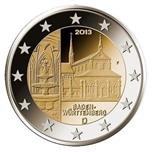 Foto de 2013 ALEMANIA 2 EUROS BADEN-WURTTEMBERG