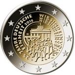 Foto de 2015 ALEMANIA 2 EUROS REUNIFICACION ALEMANA
