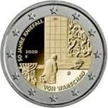 Foto de 2020 ALEMANIA 2 EUROS GENUFLEXION