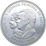 Foto de 2018 ESPAÑA 30 EUROS REINO ASTURIAS