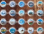 Foto de 2020 HISTORIA AVIACION 20 piezas 1,5 Euros