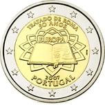 Foto de 2007 PORTUGAL 2 EUROS TRATADO DE ROMA