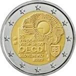 Foto de 2020 ESLOVAQUIA 2 EUROS ADHESION OCDE