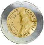 Foto de 2008 ESLOVENIA 2 EUROS PRIMOZ TRUBAR