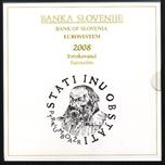 Foto de 2008 ESLOVENIA SET 8p+3 EUROS