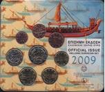 Foto de 2009 GRECIA SET EUROS 8p