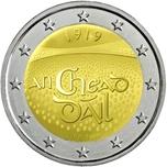 Foto de 2019 IRLANDA 2 EUROS DAIL EIREANN