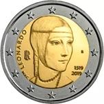 Foto de 2019 ITALIA 2 EUROS LEONARDO DA VINCI