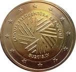 Foto de 2015 LETONIA 2 EUROS PRESIDENCIA