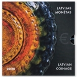 Foto de 2020 LETONIA SET 9p EUROS