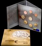 Foto de 2015 LITUANIA SET 8p EUROS