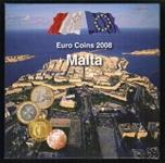 Foto de 2008 MALTA SET 8p EUROS FDC