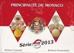 Foto de 2013 MONACO SET 9p EUROS FDC