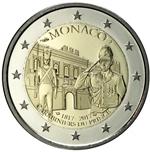 Foto de 2017 MONACO 2 EUROS CARABINIERIS