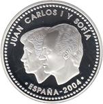 Foto de 2004 ISABEL I 10 EUROS