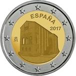 Foto de 2017 ESPAÑA 2 EUROS STA MARIA NARANCO