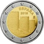 Foto de 2019 ESPAÑA 2 EUROS MURALLA AVILA