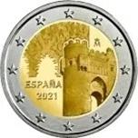 Foto de 2021 ESPAÑA 2 EUROS TOLEDO