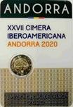 Foto de 2020 ANDORRA 2 EUROS CUMBRE IBEROAMERICANA
