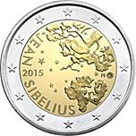 Foto de 2015 FINLANDIA 2 EUROS JEAN SIBELIUS