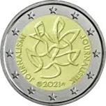 Foto de 2021 FINLANDIA 2 EUROS PERIODISMO y COMUNICACION