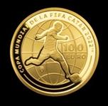 Foto de 2021 FIFA QATAR 100 EUROS MUNDIAL FUTBOL