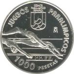 Foto de 1996 1000Pts PARALIMPICOS