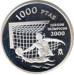 Foto de 1999 ESPAÑA 1000Pts SYDNEY OLIMPIADA