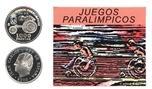 Foto de 2000 ESPAÑA 1000Ptas SILLA RUEDAS-PARALI