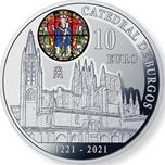 Foto de 2021 10 EUROS CATEDRAL de BURGOS
