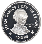 Foto de 1998 2000 PTS CARLOS III PLATA