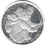 Foto de 2008 AUSTRALIA 1$ KOALA