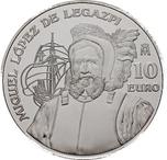 Foto de 2003 ESPAÑA 10 EUROS LEGAZPI