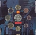 Foto de 2003 BELGICA SET EUROS 8p.