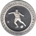 Foto de 1992 2000 Ag S1 FDC FUTBOL