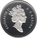 Foto de 1990 CANADA 1$ P PROOF KELSEY