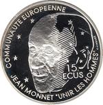 Foto de 1992 FRANCIA 15 ECU P MONET
