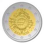 Foto de 2012 BELGICA 2 EUROS X Aniv. EURO